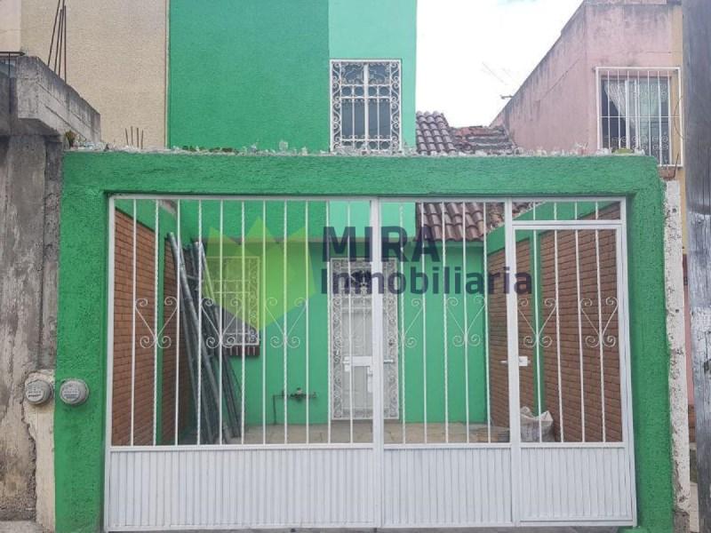 casa en venta en salida quiroga, aplica para cualquier crédito, jardines de sindurio