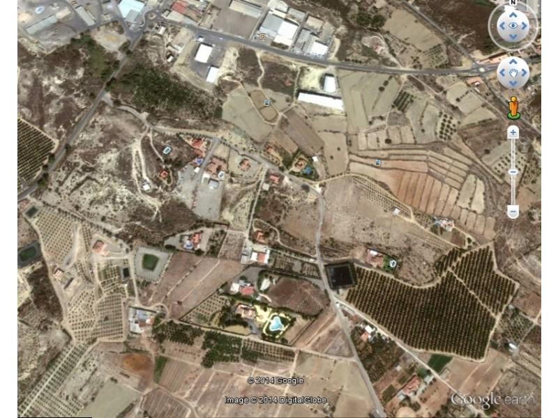 Terreno en venta con 590 m2,  en Vera, Vera