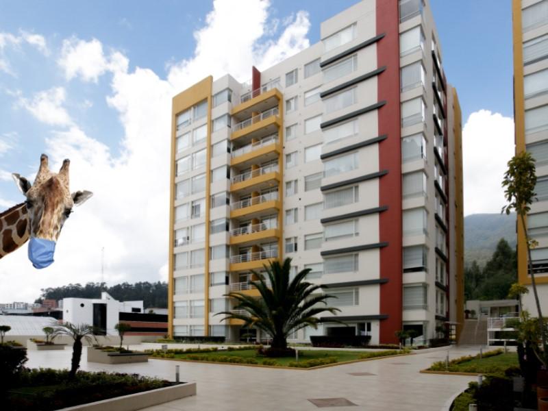 Venta de Departamento 1 ambiente en Quito
