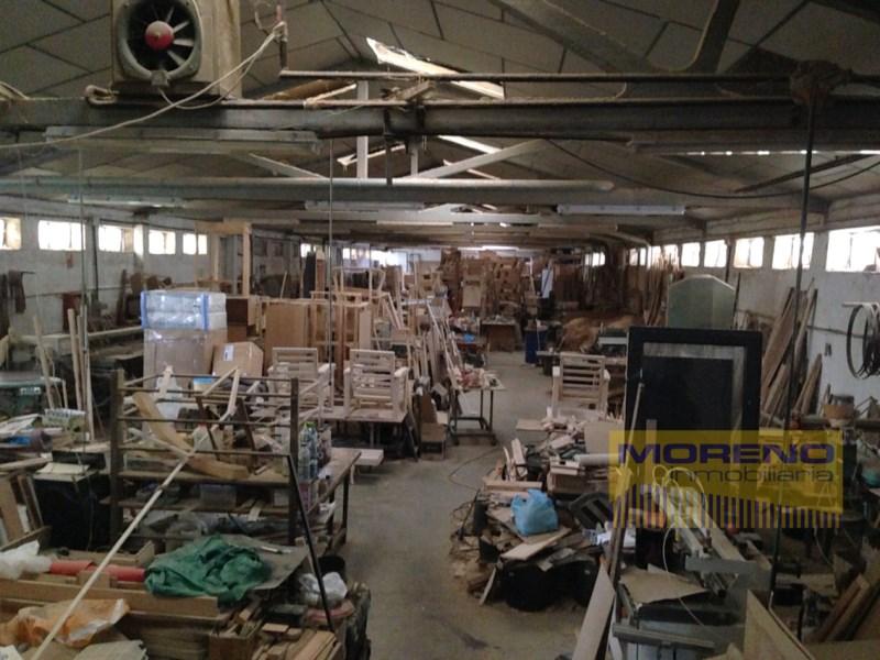 Nave industrial en venta en Sarria