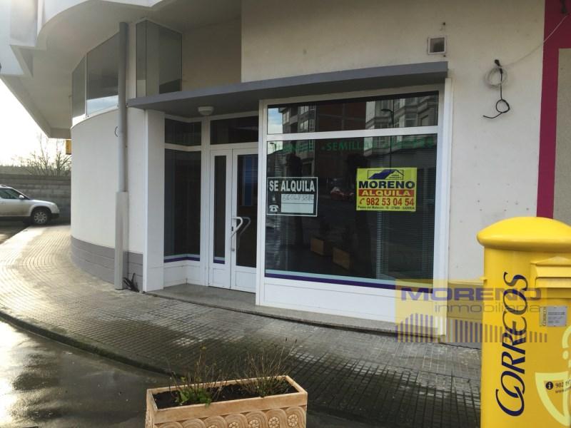 Local comercial en alquiler en Láncara