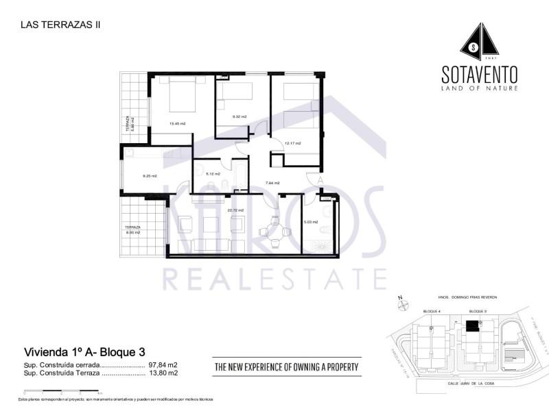 Apartamento en venta en Granadilla de Abona zona El Médano
