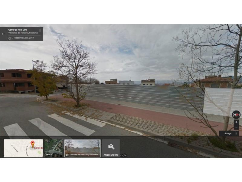 Parcela en venta en Vilafranca del Penedès