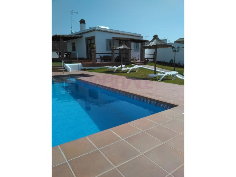chalets alquiler in barbate san ambrosio