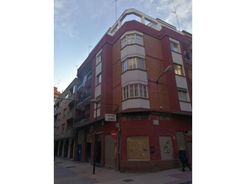Ático en venta con 85 m2, 4 dormitorios  en San José (Zaragoza), San J