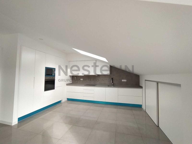 Apartamento T2 na cobertura