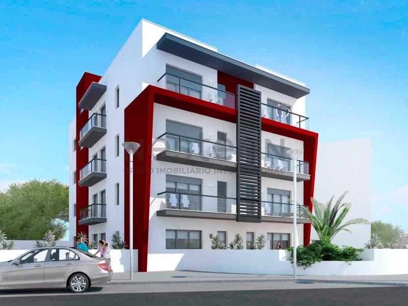 Apartamento T2 com logradouro