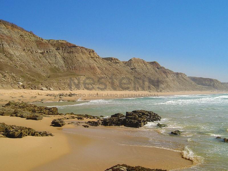 Terreno com projeto aprovado com vista Mar