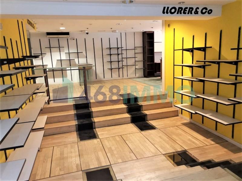 Local comercial ubicat al centre d'Andorra la Vella